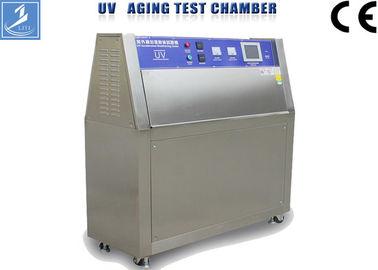 자동적인 강철 UV 시효 시험 약실, 가속되는 표준 UVB 검사자 극복